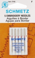 Embroidery needle 75/11