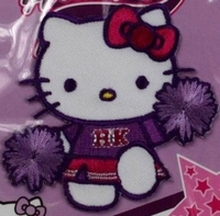Hello Kitty dansen