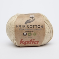 Fair cotton - Licht Beige