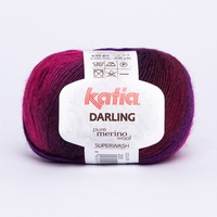 Darling - Fuchsia /Medium paars/Paars/Zwart