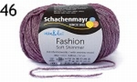 Fashion soft shimmer - paars