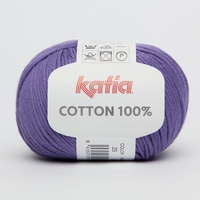 Cotton 100% - paars
