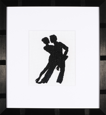 Dancing couple 3