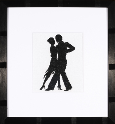 Dancing couple 4