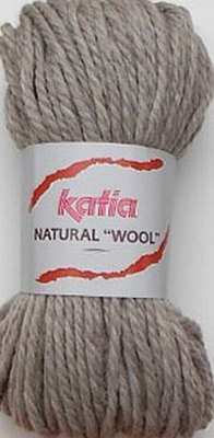 Natural Wool Katia